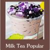 หลักสูตรชานมไข่มุก เฉาก๊วยนมสด พุดดิ้ง milk Tea popular