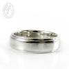 แหวนเงินเกลี้ยง เงินแท้ 92.5% ขัดเงา หน้าหว้าง 6 มม. เหมาะเป็นของขวัญในวันพิเศษให้คนพิเศษของคุณ