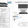 PEA 8HD2M (8HD TO 2DVB T) Modulator HD
