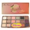 Too Faced : Sweet Peach Eye Shadow Collection มอบสีสันที่แน่น ชัดเจน ติดทน ไม่ตกร่อง พร้อมสารสกัดจากลูกพีช อุดมไปด้วยสารบำรุงผิวและความชุ่มชื่น