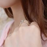 แหวนเพชรสวิสคืออะไร? แตกต่างจากแหวนเพชรแท้อย่างไร