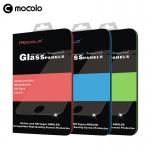 M2 Lite / Mocolo ฟิล์มกระจกกันกระเเทกเต็มจอ9Hขอบสี 2.5D รุ่น Nubia M2 Lite (ดำ,ขาว)