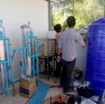การทำโรงงานอุตสาหกรรมผลิตน้ำดื่ม