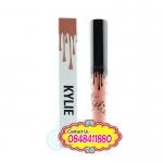 Kylie : Matte Liquid Lipstick # Candy K ลิปเนื้อแมตท์ เม็ดสีแน่น กลบสีปากเดิมได้ดี แม้เพียงทางแค่ครั้งเดียว เนื้อลิปเนียนนุ่ม ทางง่าย ไม่เป็นคราบ ริมฝีปากดูชุ่มชื่นไม่แห้ง
