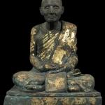 พระบูชาหลวงพ่อชม วัดท่าไทร รุ่น ๘๐ ปี พ.ศ. ๒๕๒๐