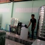 รับติดตั้งโรงงานน้ำดื่มศรีสะเกษ