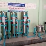 037.ผลงาน งานติดตั้งโรงงานน้ำดื่ม