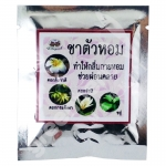 Sweet-Smelling Tea - 'Silver Bodhi' Thai Traditional Medicine Shop, Abhaibhubejhr Osod
