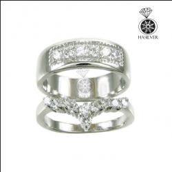 แหวนเพชรสวิส คู่รัก หรูหรา ในราคาที่เอื้อมถึง