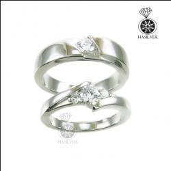 แหวนเพชรสวิส คู่รัก เพราะเราคู่กัน