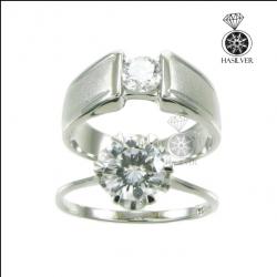 แหวนเพชรสวิส คู่รัก เพราะเธอคือคนพิเศษ