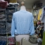 เสื้อคลุมแฟชั่น ผ้าชีฟองเนื้อทราย แขนยาว ปลายจั๊ม สีเทาและสีฟ้า thumbnail 10