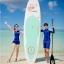 ชุดว่ายน้ำผู้ชายแขนยาว สีน้ำเงิน-ฟ้า thumbnail 5