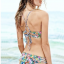 [พร้อมส่ง]BKN-1009 ชุดว่ายน้ำบิกินี่ ทูพีช ลายสวย สีสันสดใส thumbnail 2