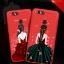 Nubia Z17 mini เคสนิ่มสีเเดง ลายผู้หญิงใส่ชุดแต่งงาน