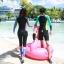 [พร้อมส่ง]BKN-022 ชุดว่ายน้ำแขนยาวขายาว หลากสีสันสวยๆ thumbnail 3