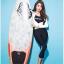 ชุดว่ายน้ำแขนยาว ขายาว5ส่วน เซ็ต 4 ชิ้น เสื้อแขนยาว+บิกินี่+เสื้อกล้ามสีดำ+กก.ขายาว thumbnail 1