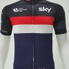 เสื้อปั่นจักรยานแขนสั้นโปรทีม : SP150030