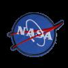 L0047 Nasa Logo 11x8cm