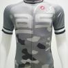 เสื้อปั่นจักรยานแขนสั้นโปรทีม : SP170170