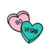 M0078 Go Vegan 8x6cm