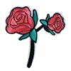 M0048 Pink Rose 8x8cm