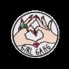 L0037 Girl Gang 8x8cm