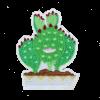 M0088 Smily Cactus 5.2x6.8cm
