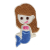 S0065 Mermaid Princess Patch 3.5x6.7cm