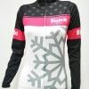 เสื้อปั่นจักรยานผู้หญิงแขนยาว : SP160560
