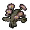 L0023 Flower 9.5x9.3cm