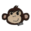 Custom Brown Monkey