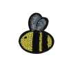 S0023 Little Cute Bee Sequins 6.5cmx6.7cm