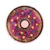 S0031 Sweet Pink Donut (sequins) 5.7cmx5.7cm