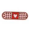 S0010 Cute Heart Bandage 7x2.4cm