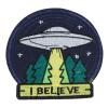 L0033 Believe UFO 9.3x9.3cm