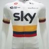 เสื้อปั่นจักรยานแขนสั้นโปรทีม : SP170180
