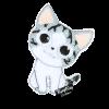 Custom Little Cat