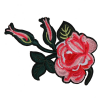 L0015 Flower 13x8.5cm