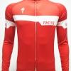 เสื้อปั่นจักรยานแขนยาวโปรทีม : SP161140