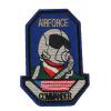 L0020 Space Air-force commander10.2x7.5cm