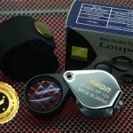 กล้องส่องพระ Nikon ULTRAHD 4k FullHD 10x สีเงินโครเมี่ยม