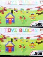 ของเล่นเด็ก ตัอต่อ 500 ชิ้น