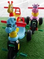 ของเล่นเด็ก จักรยานพลาสติก