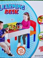 ของเล่นเด็ก โต๊ะตัวต่อเลโก้ ขนาดใหญ่