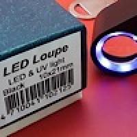 LED LOUPE (กล้องไฟ)