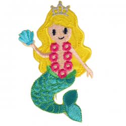 M0055 Mermaid 5x9cm