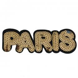L0053 Sequin Paris 14.5x4.3cm