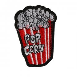 S0063 Small Popcorn Patch 6.4cmx4.4cm
