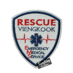 Custom Rescue Patches